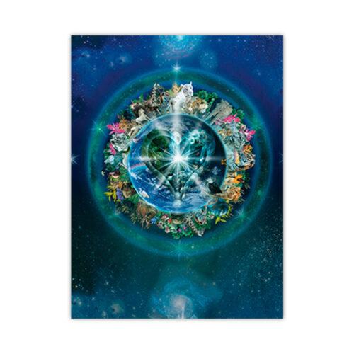 Leanin' Tree Amazing World Friendship Card