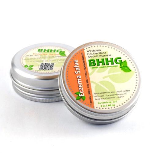BHHG Eczema Salve