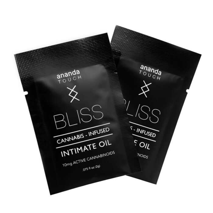Bliss Intimate Oil 10 mg 5 Single Packets