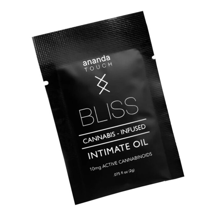 Bliss Intimate Oil 10 mg Single Packet