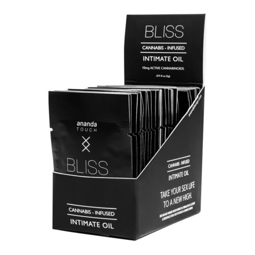 Bliss Intimate Oil 30 Pack 10 mg