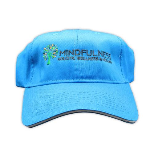Blue Mindfulness Hat