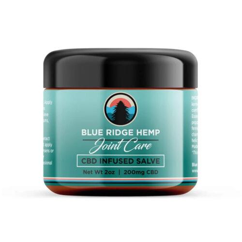 Blue Ridge Hemp Joint Care CBD Infused Salve