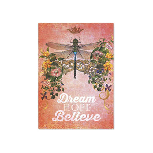 Dream Hope Believe Magnet