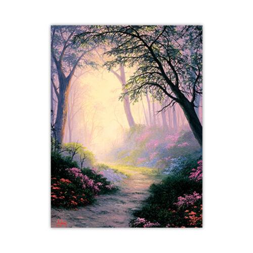 Leanin' Tree Heaven Sympathy Card