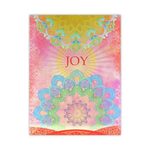 Leanin' Tree Joy Birthday Card