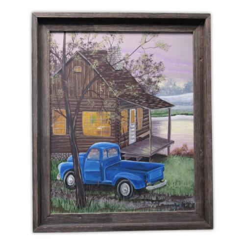 """My Old Truck"" Artwork by Donna"