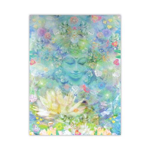 Leanin' Tree Peace, Love, Joy Birthday Card
