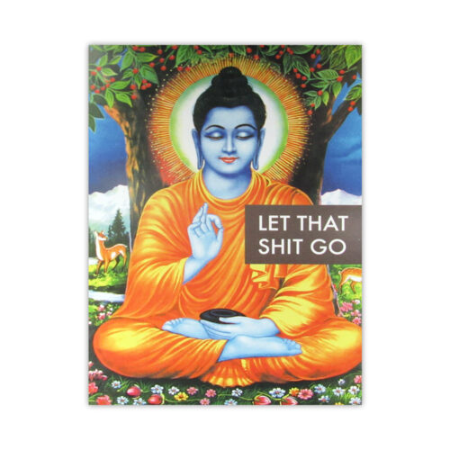 Leanin' Tree Serenity Now Encouragement Card
