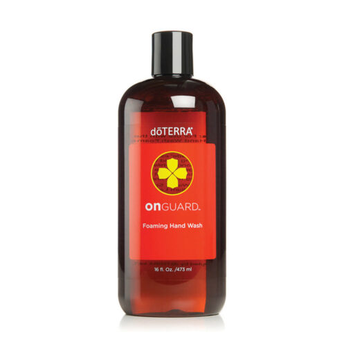 doTERRA On Guard Foaming Hand Wash