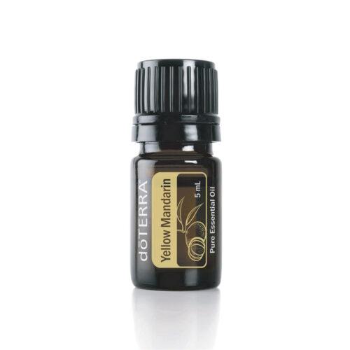 doTERRA Yellow Mandarin Essential Oil